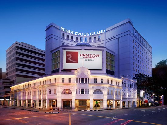 ‪Rendezvous Grand Hotel Singapore‬