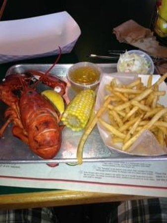 301 moved permanently for Lobster house fish market