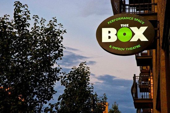 The Box Performance Space and Improv Theatre