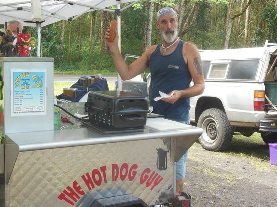 The Hot Dog Guy Pahoa