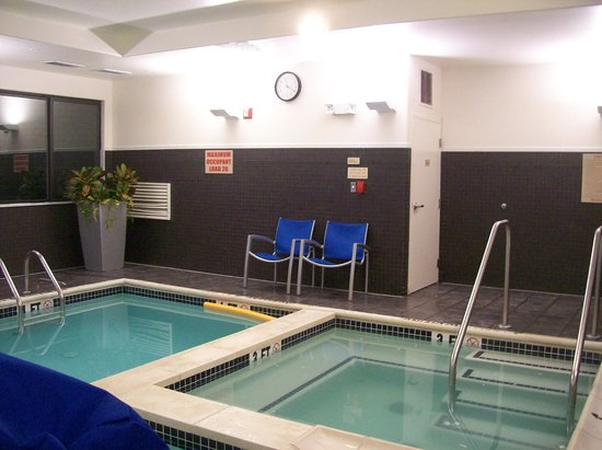 Indoor Pool Picture Of Towneplace Suites By Marriott Harrisburg Hershey Harrisburg Tripadvisor