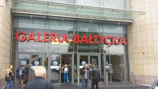 Galeria Baltycka Shopping Center Gdansk Poland Address Phone Number Top Rated Specialty