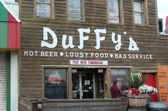 Duffy 39 s tavern myrtle beach restaurant reviews phone for Food bar somerset mb
