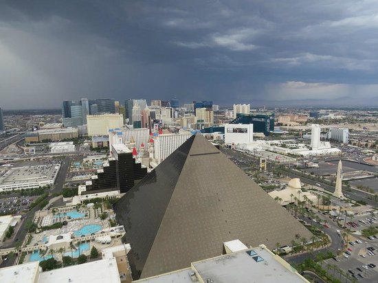 Best restrooms in Las Vegas - View from miX