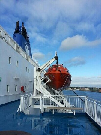DFDS Seaways Day Trips