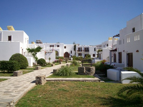 Photo of Hotel Kouros Paros