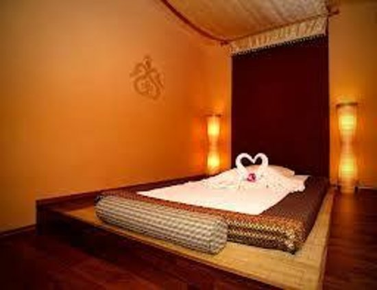 the room i was treated in lovely picture of 5 elements thai spa salon budapest tripadvisor. Black Bedroom Furniture Sets. Home Design Ideas