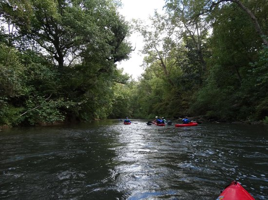 Antietam Creek Tubing Kayaking on Antietam Creek