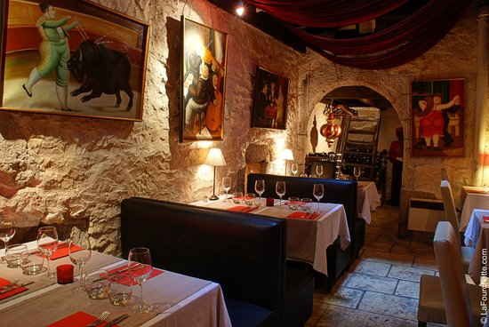 Restaurant La Reine Margot Nantes