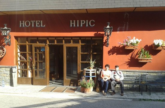 Hotel Hipic Sascumes