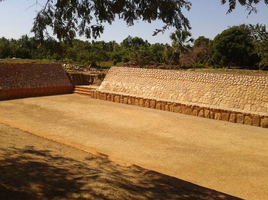 Xihuacan Museum and Archeological Site
