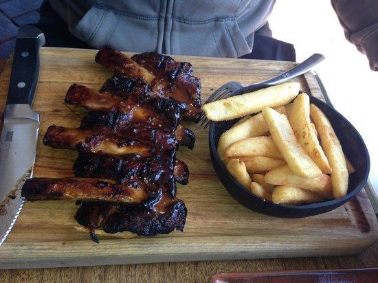 Beef Ribs - Picture of Meat And Wine Co, Sydney - TripAdvisor