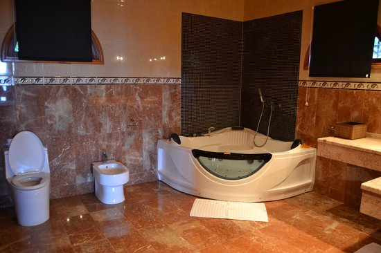 Emejing Dimension Jacuzzi Salle De Bain Images - Design Trends ...