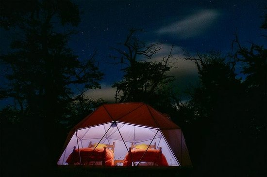 Adventure Domes Ecocamp Patagonia