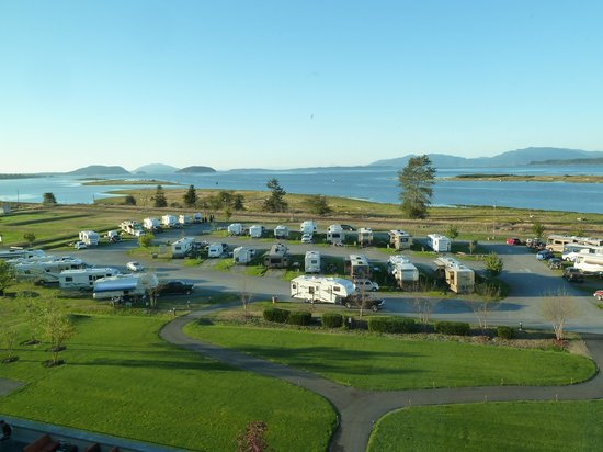 Rv Park Picture Of Swinomish Casino Amp Lodge Anacortes Tripadvisor