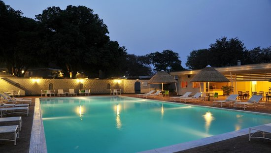 Pool Area Picture Of Cresta Sprayview Hotel Victoria