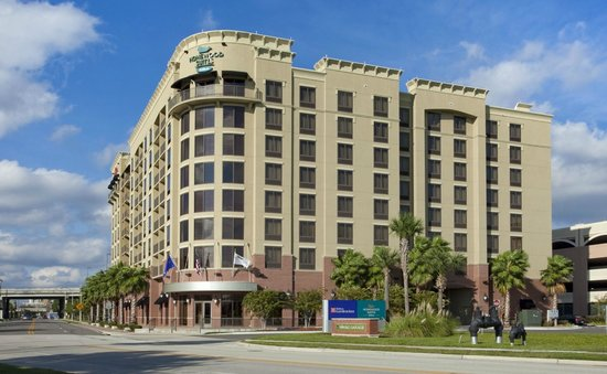 Hilton Garden Inn Jacksonville Downtown Southbank Fl 2017 Hotel Review Family Vacation Critic