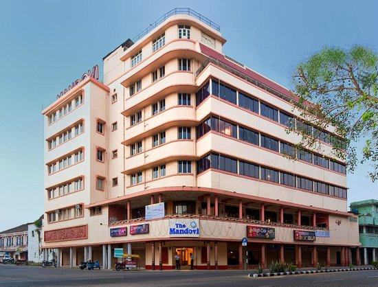 Hotel Mandovi Goa Panaji Hotel Reviews Photos Rates