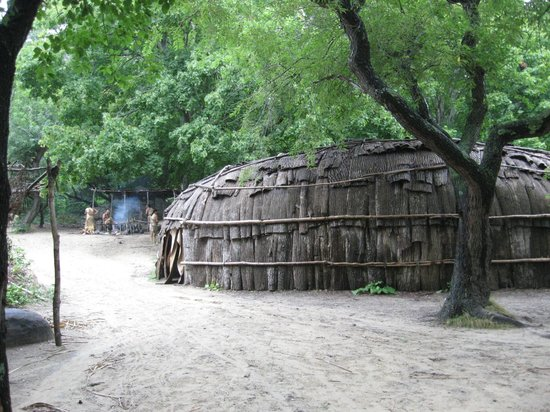 Plimoth Plantation Indian Village Picture Of Plymouth