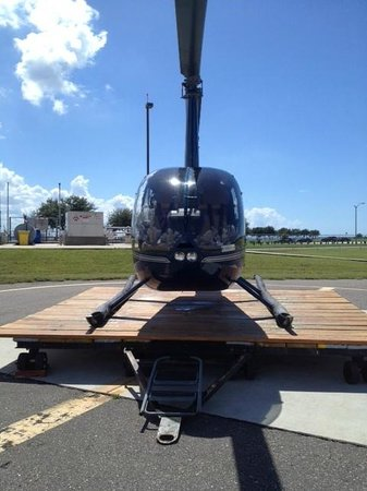 Old City Helicopters, LLC in Tampa