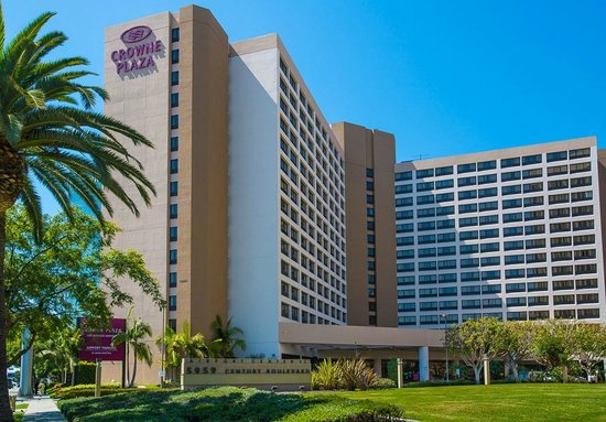 ‪Crowne Plaza Los Angeles International Airport Hotel‬