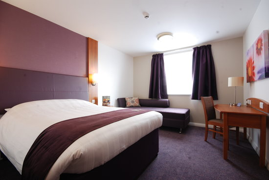 Birmingham City Centre New Street Station Premier Inn