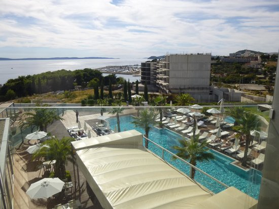 Radisson Blu Resort Split: View from Room 422