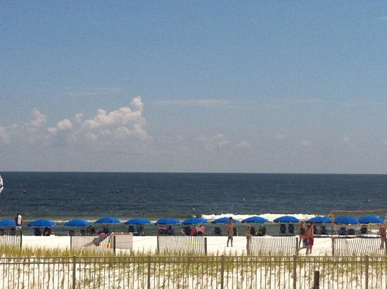 Four Points by Sheraton Destin- Ft Walton Beach: View from the room