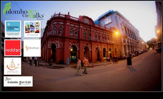 Colombo City Walks Private Day Tours