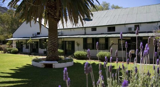 Lemoenfontein Game Lodge
