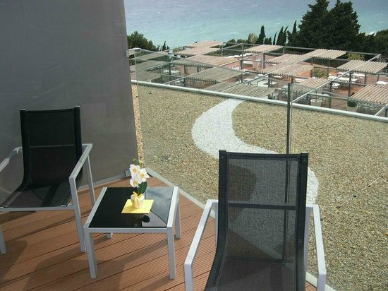Radisson Blu Resort Split: Balkon