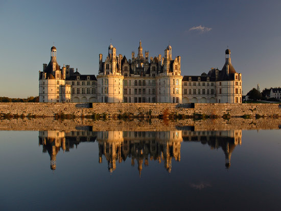 Chateau De Chambord France Hours Address Tickets