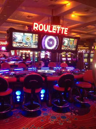 Do they have roulette at hard rock tampa