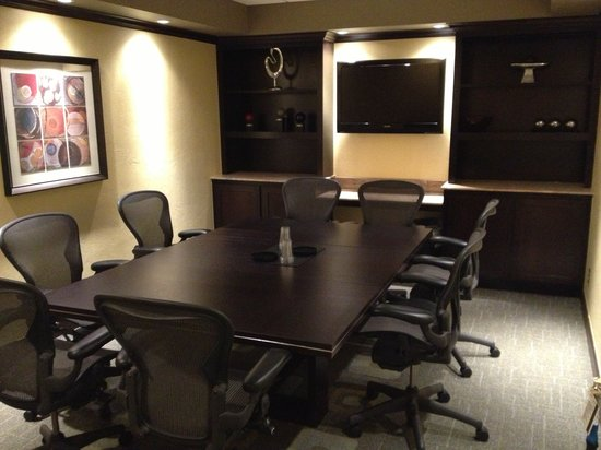 Gorgeous Meeting Room Picture Of Wyndham Garden Oklahoma