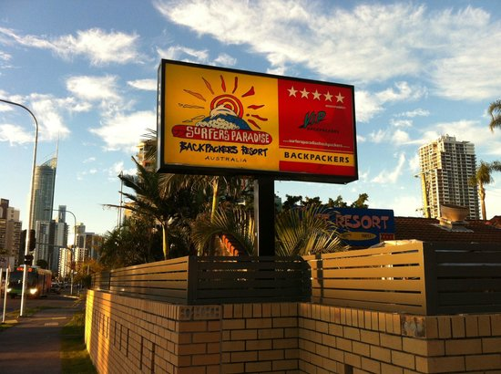 Surfers Paradise Backpackers Resort