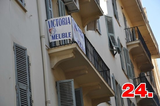 Hostel building picture of victoria meuble nice for Location meuble nice