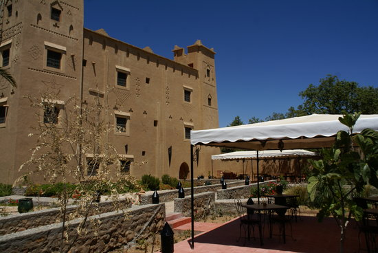 Photo of Kasbah ait ben Damiette Skoura