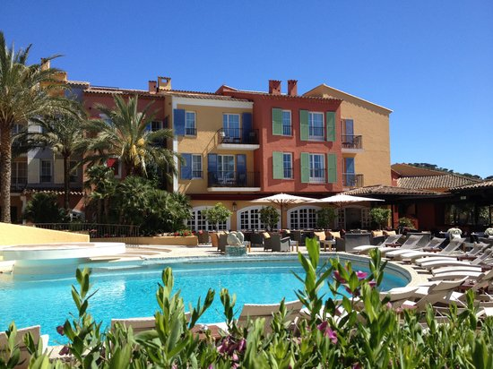 Photo of Hotel Byblos Saint Tropez St-Tropez