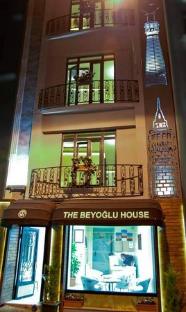 The Beyoglu House