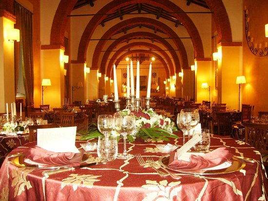 Castello ristorante wedding