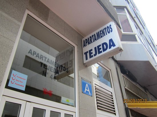 TEJEDA APARTMENTS