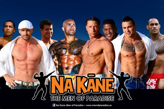 Na Kane - Men of Paradise