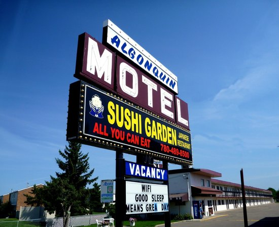 Photo of Algonquin Motor Lodge Edmonton