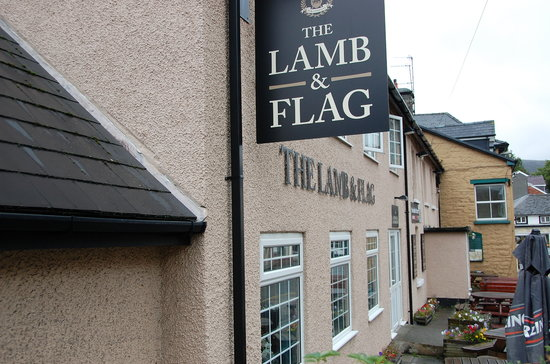 ‪Lamb & Flag Inn‬