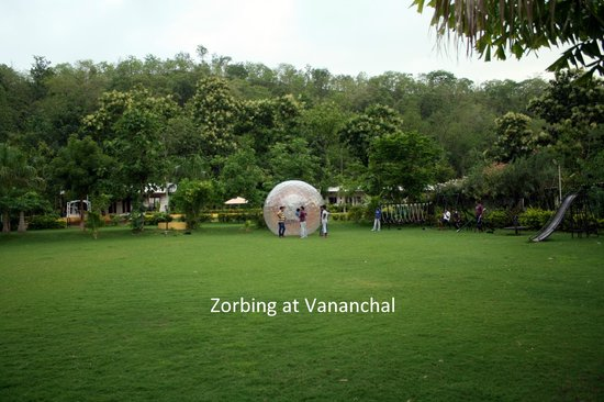 Jambughoda India  city pictures gallery : Jambughoda, India: zorbing