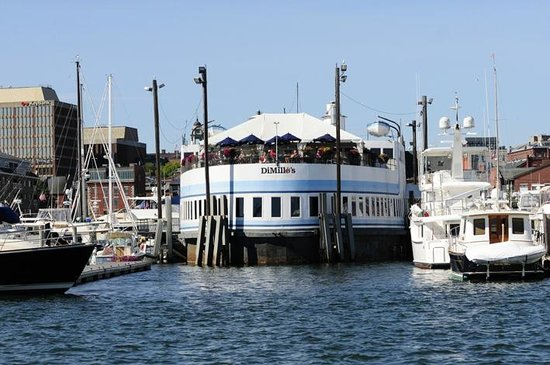 Dimillo S Floating Restaurant Picture Of Dimillo S On