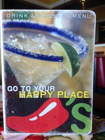 Chili's: great drinks