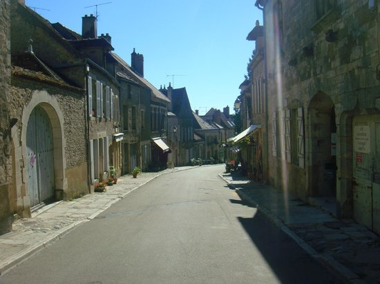 Fotos de Vezelay