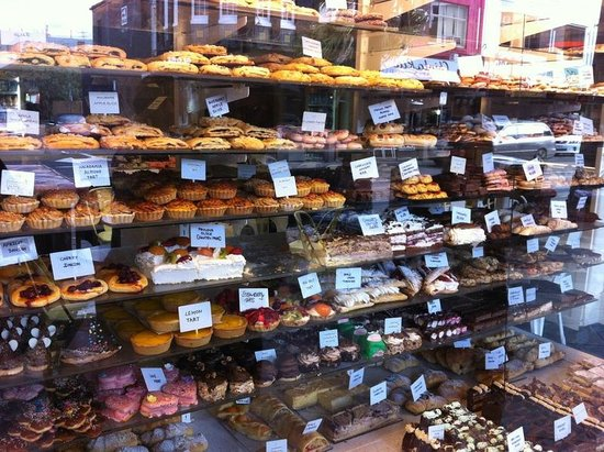 Melbourne Central To Acland Cake Shops