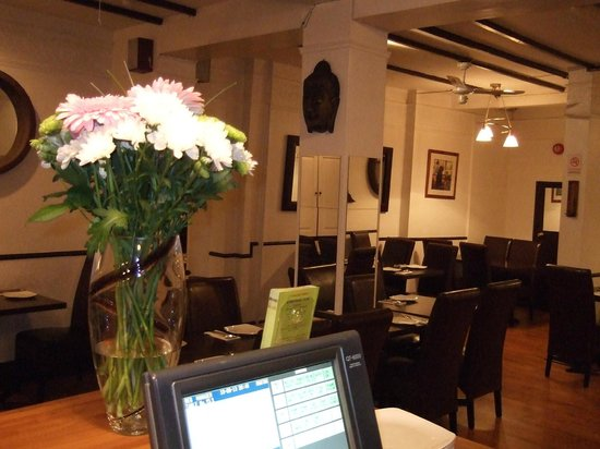 Thai Restaurant Newport Pagnell